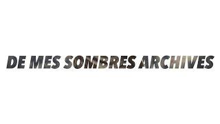 Julien Doré - De mes sombres archives (Alternative Video) thumbnail