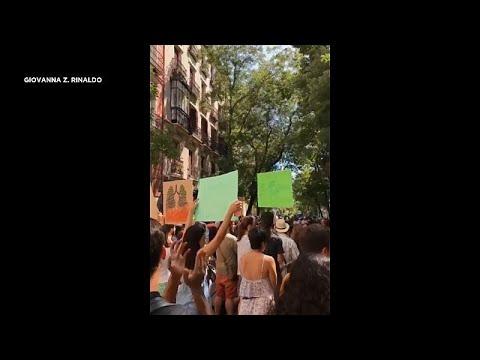 مظاهرات في كوبنهاغن ومدريد تضامناً مع الأمازون تنديداً بسياسة بولسونارو …  - نشر قبل 5 ساعة