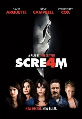 Scre4m Sweepstakes - Win a Trip to the Scream 4 Premiere!