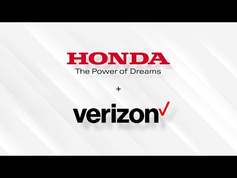 Honda and Verizon Test How 5G Enhances Safety for Connected and Autonomous Vehicles