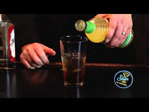 How to make a Boston Tea Party cocktail