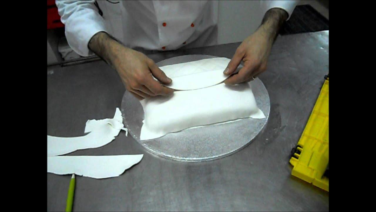 come fare una torta a forma di borsa