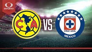 Previo América vs Cruz Azul - Liguilla | Clausura 2019 - Cuartos de final | Televisa Deportes