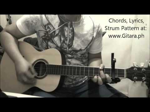 Darren Espanto Stuck Chords