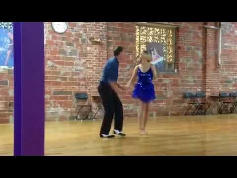 Jake and Laura's Salsa Dance - Jump in the Line by Harry Belafonte