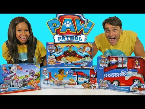 New Paw Patrol Toys & Blind Bags !  || Toy Review || Konas2002