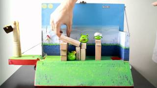 Repeat youtube video MUST SEE!!! DIY angry bird box game for your beloved one .mp4