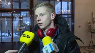 """Олександр Зінченко: """"В Україні трохи свіжіше ніж в Еміратах"""""""