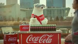 Coca-coca with Bogummy 💑🌟