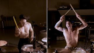 Josh Dun & Matt McGuire - The MegaMix Drum Cover