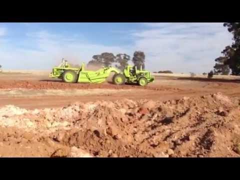 Gold mining Central Victoria Australia