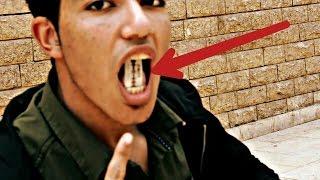 خدعة الامواس خطير جدا مع الساحر احمد وليد ELMAGICO