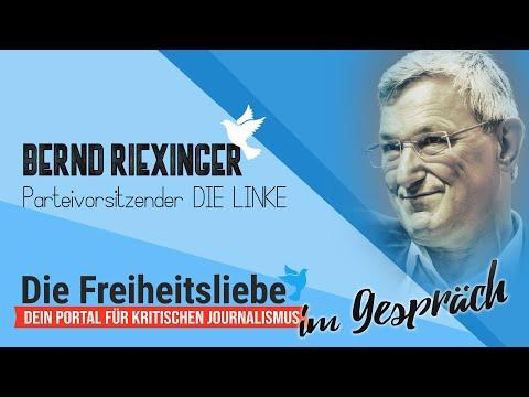 FL im Gespräch #008: Bernd Riexinger erklärt, warum Klima und Kapitalismus sich nicht leiden können
