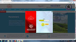 How to Register in MEDISEP(Medical Insurance for State Employees and Pensioners) Portal ?