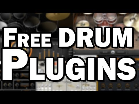 Free Drum VSTs – Virtual Drum Plugins for your DAW