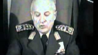 12 Eylül 1980 askeri darbe açıklaması