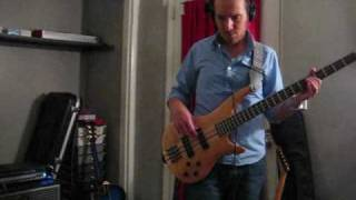 Duran Duran- The Seventh Stranger- bass cover