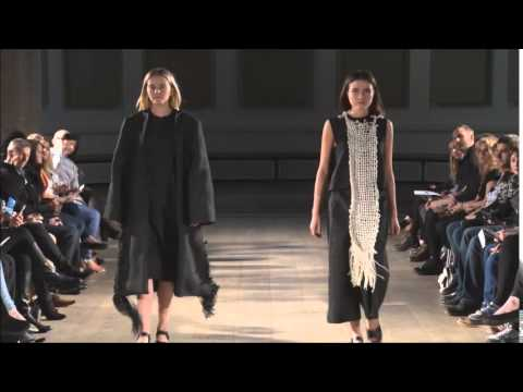 Manchester Metropolitan University | Fashion Design and Technology | 2015 | provenance collection