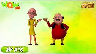 Motu Patlu SUPER FAST videos #16 - As seen on Nickelodeon thumbnail