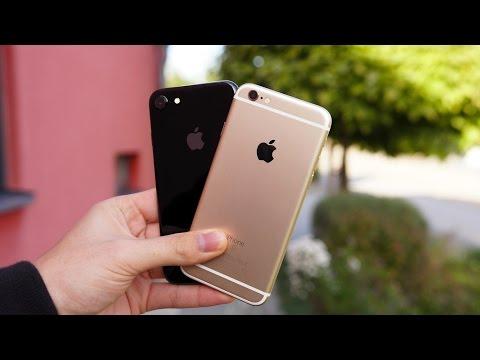 Apple iPhone 7 vs. iPhone 6s (Deutsch) | SwagTab