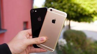 mqdefault - [Amazon.es] Apple iPhone 7 32 GB Schwarz Neu für nur 510,41€ inkl. Versand