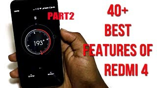 40+ Best features of Redmi 4| tips and tricks part 2 | Hindi |