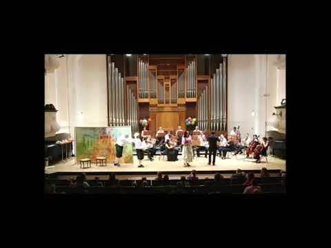 W. A. Mozart - Bastien a Bastienka, Detská Opera Harmónia Bratislava, ŠKO Žilina 2018