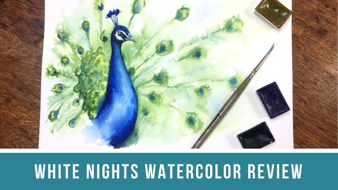White Nights Watercolors First Impressions Review Of St