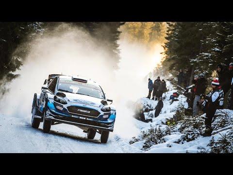 Ford M-SPORT Boss, Rich Millener - Rally Sweden 2020