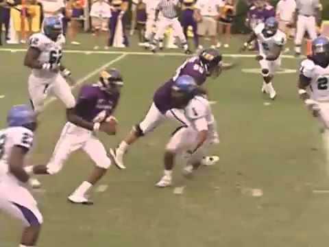 East Carolina QB Dominique Davis Highlights