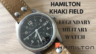 Hamilton Khaki Field Auto Full Review