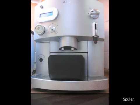 Kaffee Aeg Cafamose Cf 400 Ebay Saskia E Youtube