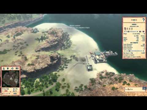 Tropico 4 Extra Missions - Sparta - Playthrough Part 5  