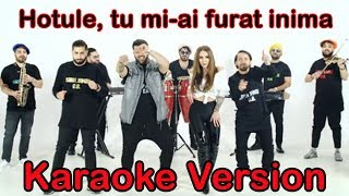 Download Hotule, tu mi-ai furat inima ♫ KARAOKE VERSION ♫ Alex Kojo, Cristi Mega & Lexo