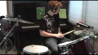 Foals - Hummer Drum Cover
