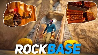 The LEGENDARY ROCK BASE Of RUST