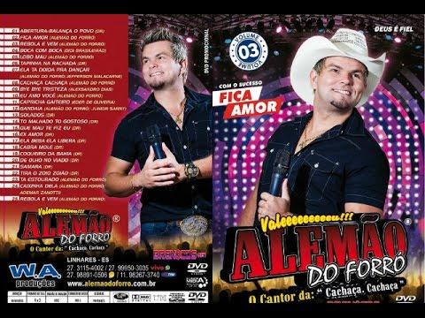 Alemão Do Forró  Áudio DVD 3 Completo