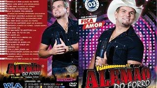 Alemão Do Forró 2015 Áudio DVD 3 Completo