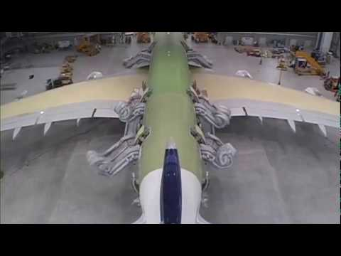 A380 Slide Evacuation Test-Part 1