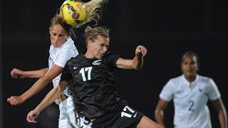 France-Nouvelle-Zélande Féminines (2-1) : buts et actions !