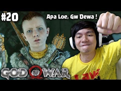 Baru Jadi Dewa, Sombong   God Of War   Indonesia   Part 20