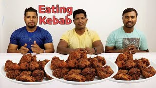 kebab eating challenge