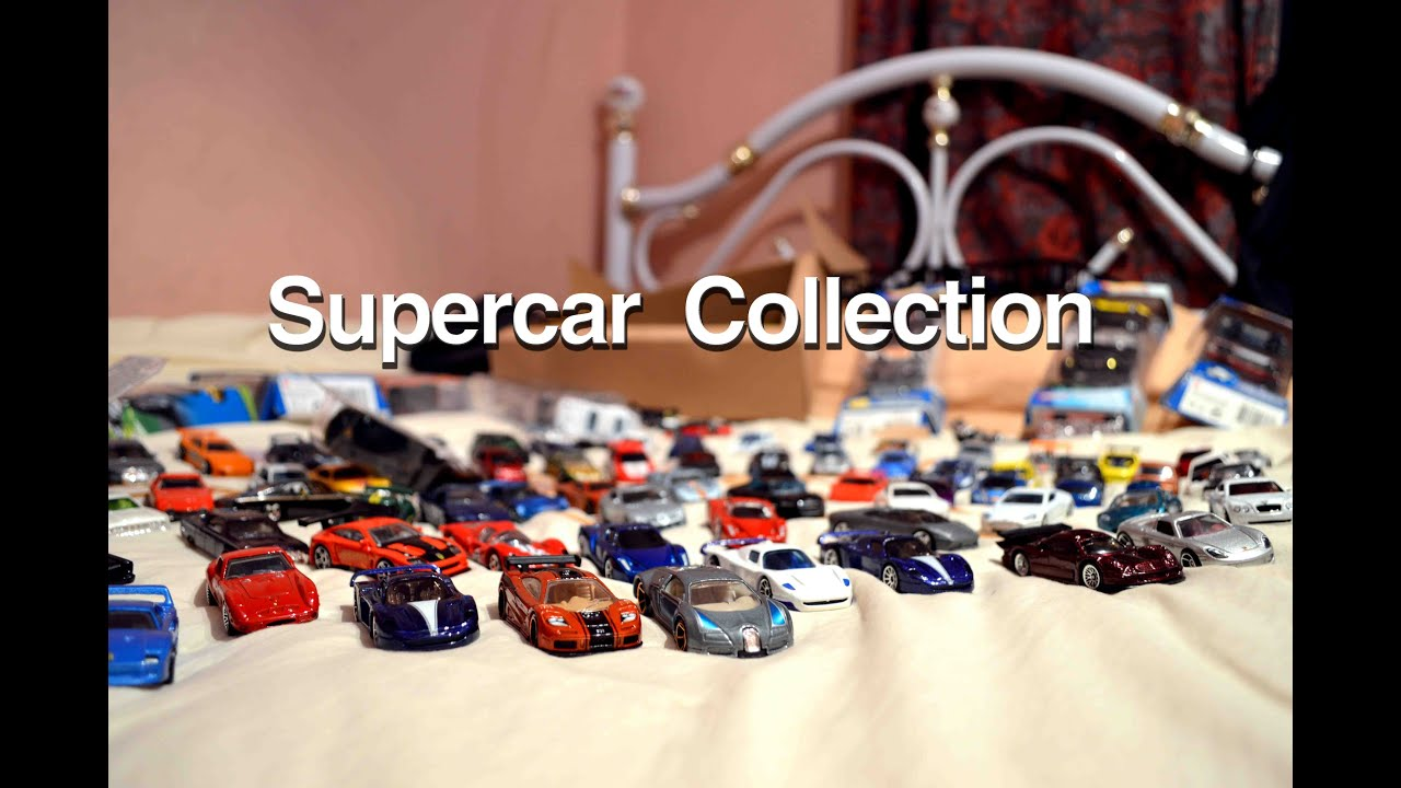 Hot Wheels Supercar Collection Youtube