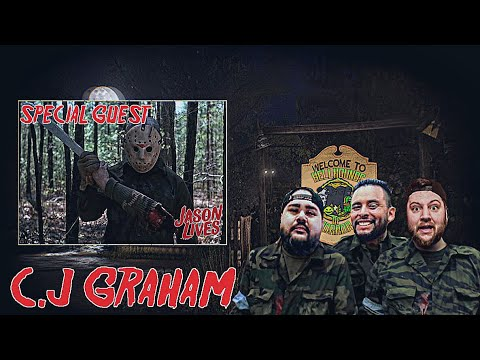 Hellhounds of Horror Meets C.J. Graham (Jason Lives & Highway To Hell)!!!