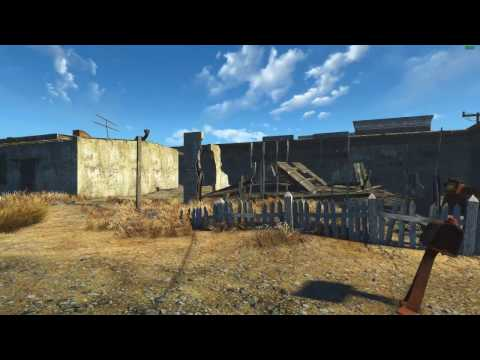 [F4NV] New Vegas in Fallout 4. From Goodsprings to Primm (NO LOD)