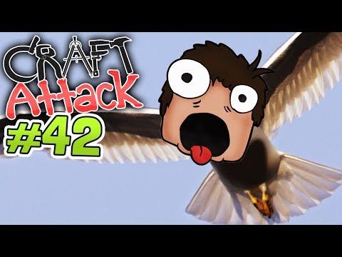 EARLIBOY IST EIN VOGEL   Minecraft CRAFT ATTACK #42   Dner