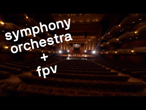 Фото Seattle Symphony Orchestra FPV   4K