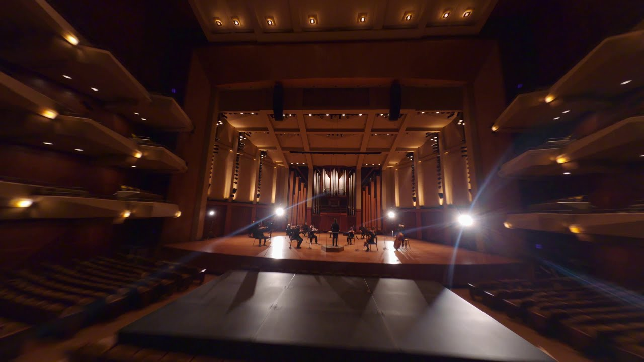 Seattle Symphony Orchestra FPV   4K фотки