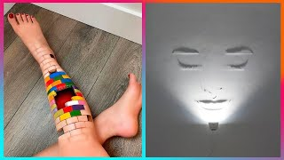 These Artists Are The Masters Of Illusion | Amazing Art Illusions  ▶️ 3