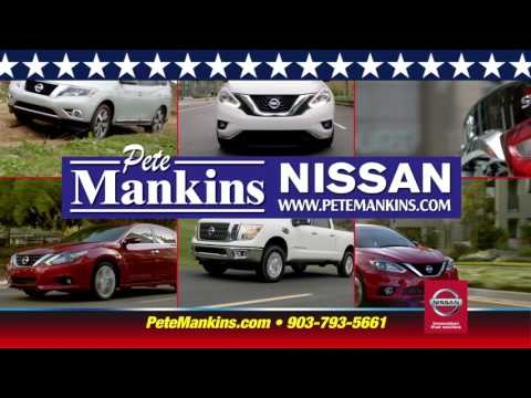 Pete Mankins Nissan 4th of July Sales Event!